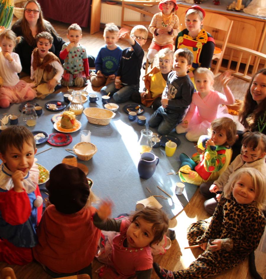 Waldorfkindergarten Lubbecke E V Ein Jahr